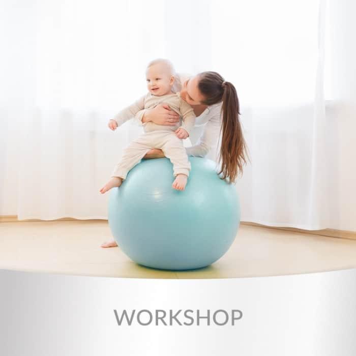 Workshop Recuperação Pós-parto