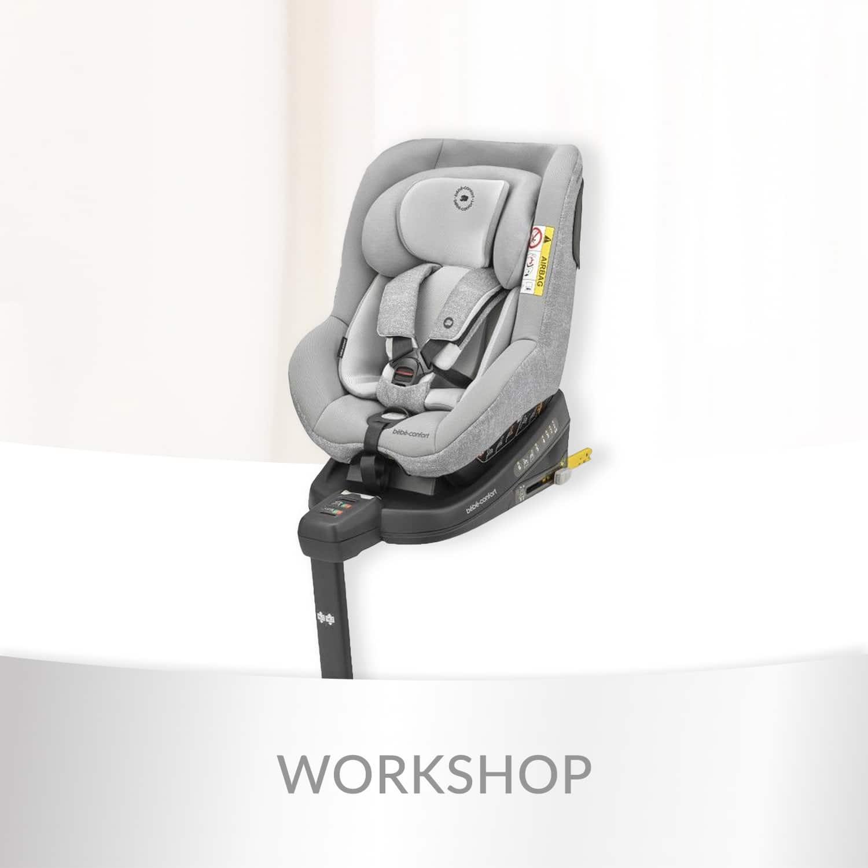 "Workshop ""Segurança Rodoviária Infantil"""