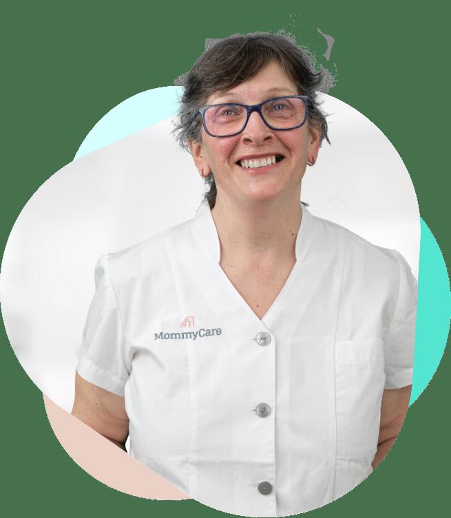 Enfermeira Isabel Pedrosa