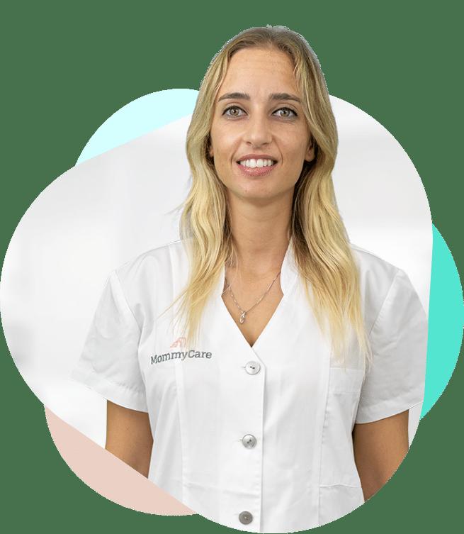 Enfermeira Susana Luís
